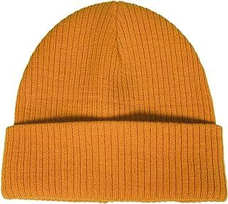 Magracy Sombrero de invierno para hombre al aire libre cálido y suave punto sombrero de puño Beanie Hat