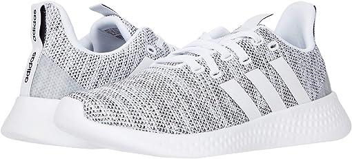 Footwear White/Footwear White/Core Black