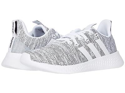 adidas Running Puremotion (Footwear White/Footwear White/Core Black) Women