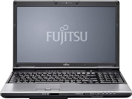 Fujitsu VFY E7820MXG61DE Lifebook E782 38 1 cm  15 Zoll  Laptop  Intel Core i5 3320M  2 6GHz  4GB RAM  500GB HDD  Intel HD 4000  DVD  Win Pro  schwarz