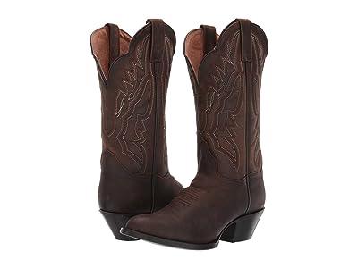 Dan Post Tabatha (Tan Leather) Cowboy Boots