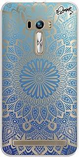 Capa Personalizada para Asus ZenFone Selfie - MANDALA AZUL 3 - Quark