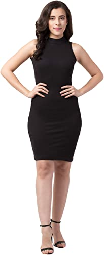 Women S Bodycon Knee Length Dress