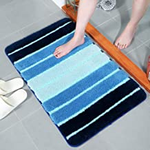 "Ledaisy Outdoor Indoor Front 23.6""×35.4"" Doormats,Non-Slip Heavy Duty Aborbent Easy Washable Floor Mats Shoe Doormat,Low-P..."