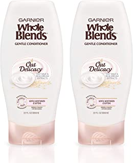 garnier whole blends oat delicacy conditioner ingredients