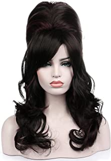 Best rockabilly style wigs Reviews