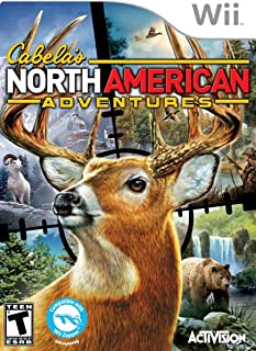 Cabela'S North American Adventures by Activision Publishing for Nintendo Wii