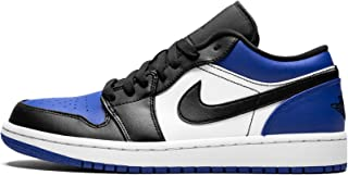 Jordan Air 1 Low (Sport Royal/Black-White 8.5)
