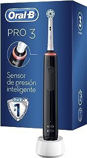 Oral-B PRO 3 3000 Sensitive Clean Elektrische tandenborstel/elektrische tandenborstel, met 3 poetsmodi en visuele 360° dru...