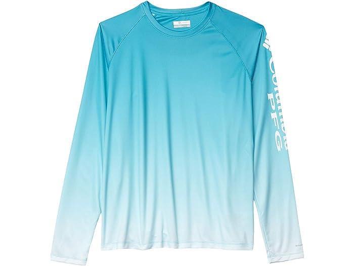NEW Columbia Cross Trails Long Sleeve Shirt Women Blue