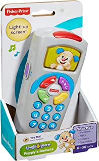 Fisher-Price Laugh & Learn Puppy's Remote DLD30