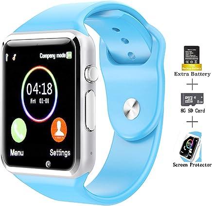 COSROLE Touch Screen Smart Watch Bluetooth V4.0...
