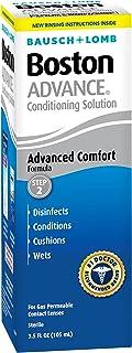 محلول تهویه مطبوع Bausch & Lomb Boston ADVANCE 3.5 اونس (105 میلی لیتر) (بسته 2)