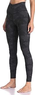 Women's High Waisted Pattern Leggings Full-Length Yoga Pants