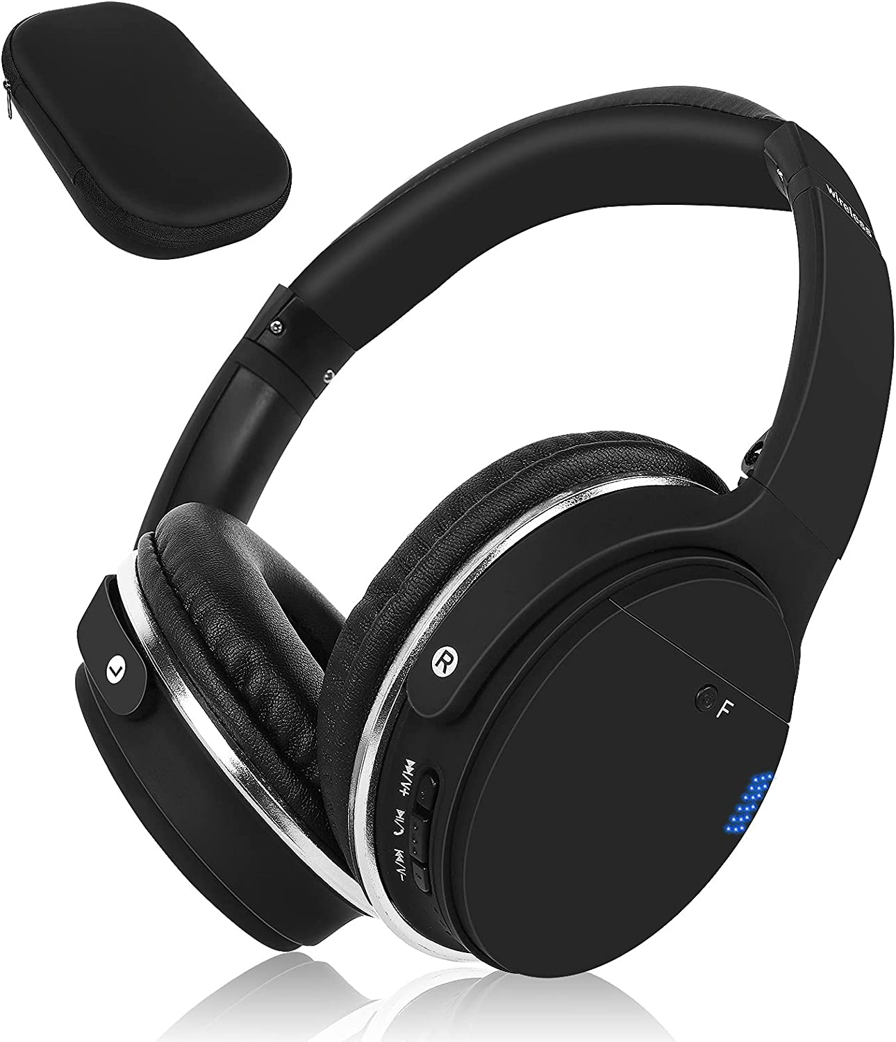 UrbanX UX35 Wireless Industry Lowest price challenge New Shipping Free Leading with M Overhead Headphones