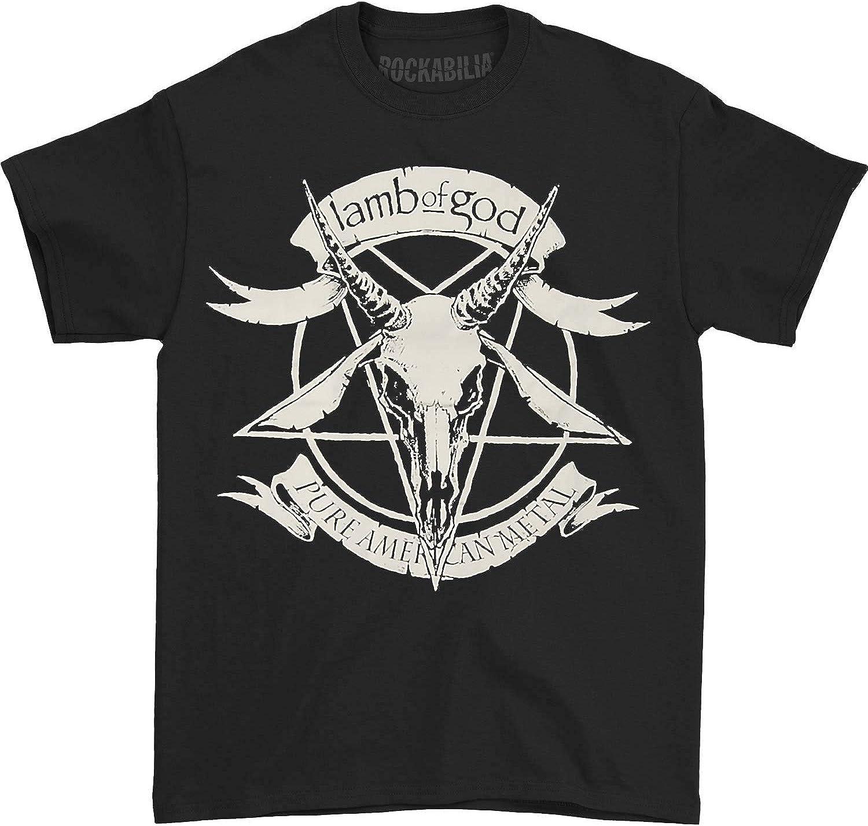 Lamb of God 無料 Men's T-Shirt 大放出セール Divine Black Influence