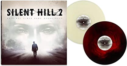 Silent Hill 2: Original Video Game Soundtrack - Exclusive Limited Edition White Fog/ Red& Black Swirl Colored 2xLP Vinyl