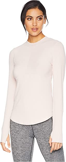 Laura Long Sleeve Rib Top