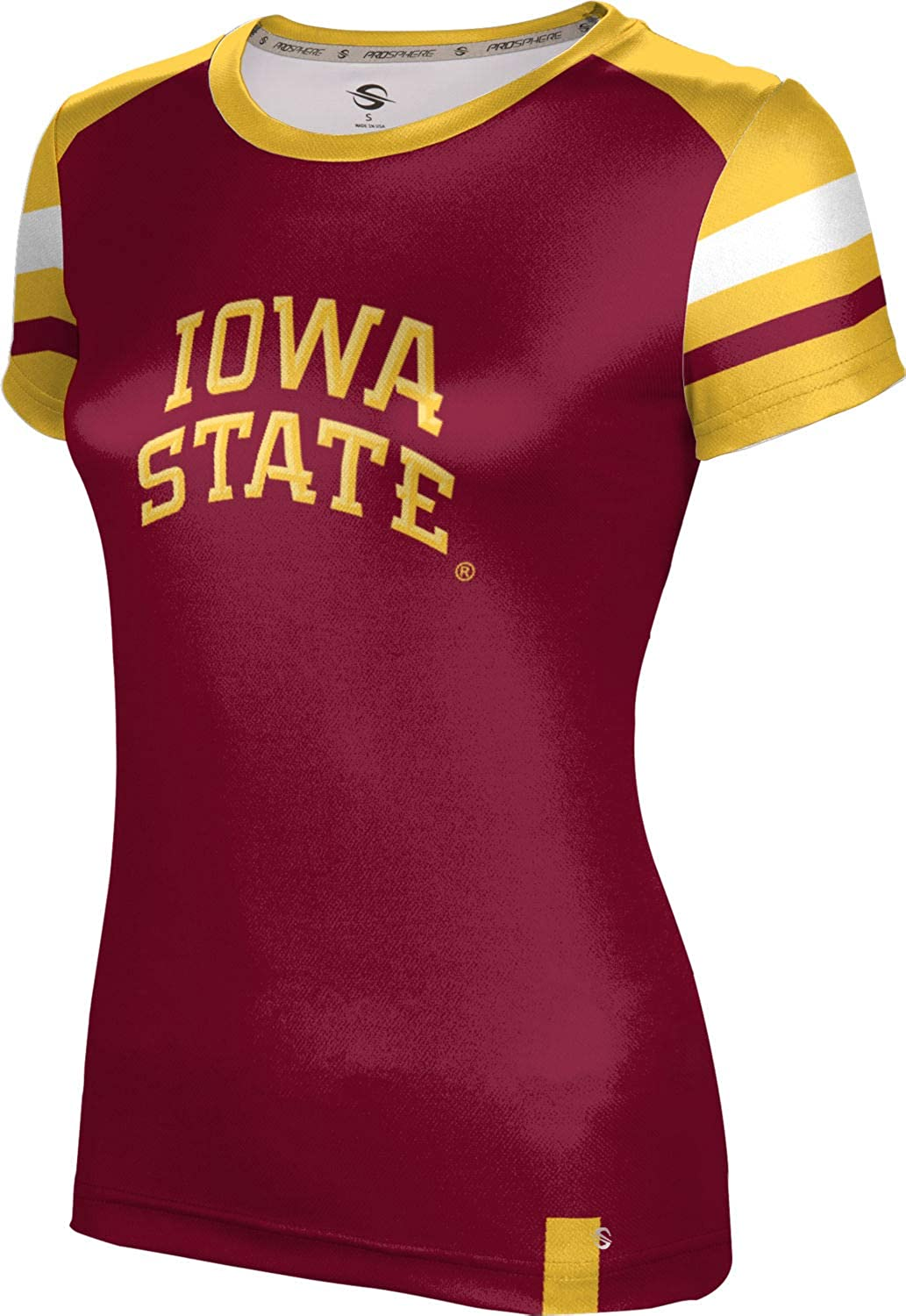 ProSphere Iowa State University Complete Free Shipping Women's New sales Old T-Shirt Performance