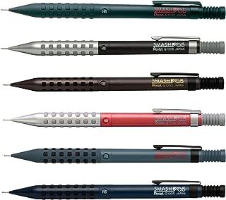 ぺんてる シャープペン スマッシュ 0.5mm カラー軸セット AMZ-Q1005-6