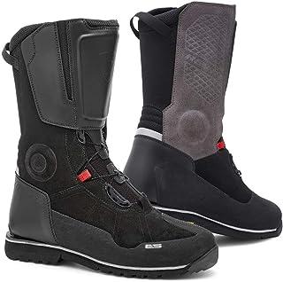 LanLan scarpe moto,Stivali da moto,Scarpe traspiranti unisex resistenti allusura Scarpe da equitazione moto Scarpe da ciclismo moda
