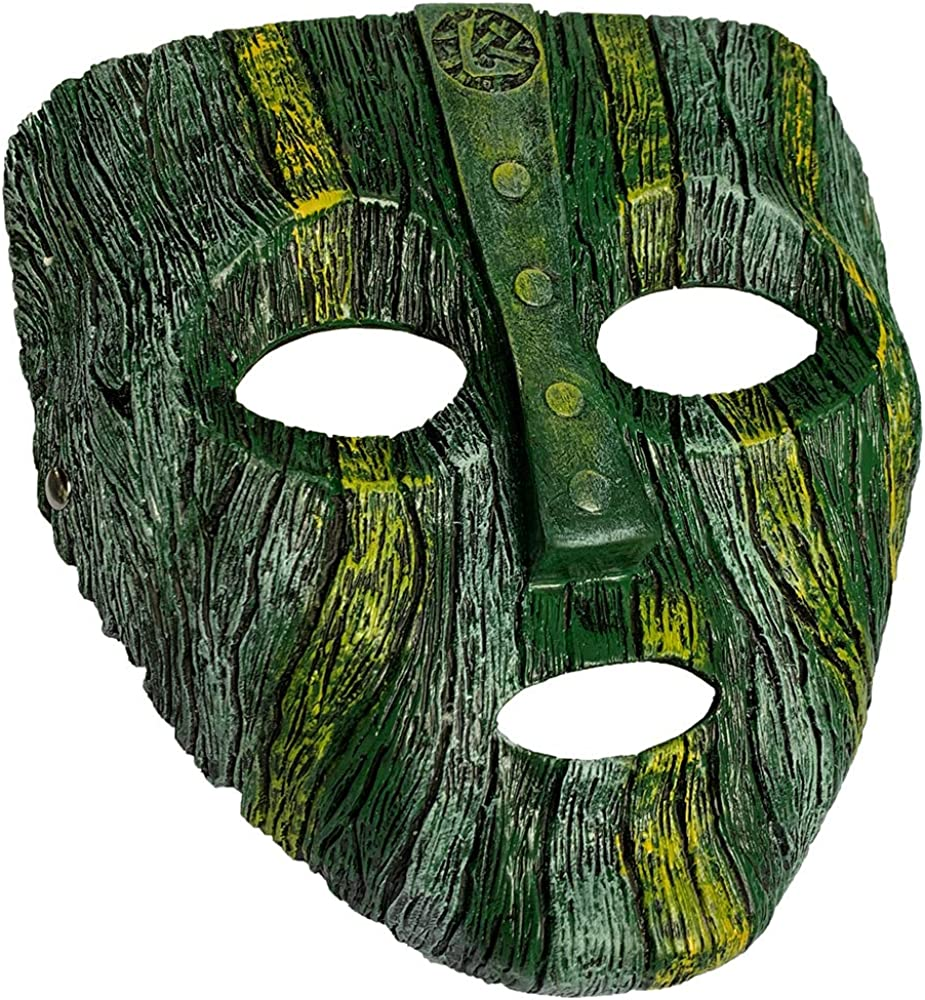 Credence Jim Carrey The Mask Deluxe Latex Loki NEW before selling Dress Halloween Fancy