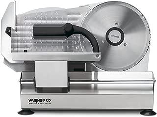 waring pro food slicer fs800