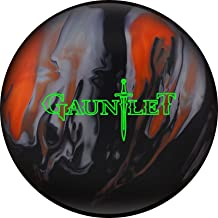 Hammer Gauntlet Bowling Ball- Orange/Black/Silver (12lbs)
