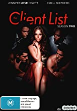The Client List Season Two (DVD)