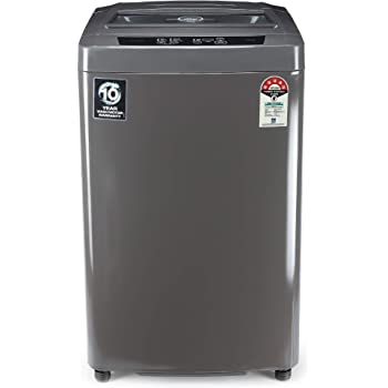 Godrej 7 Kg 5 Star Fully-Automatic Top Loading Washing Machine (WTEON 700 AD 5.0 ROGR, Grey, Acu Wash Drum)