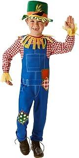 Rubies - Disfraz oficial de Mr Scaregrow para niño, talla M