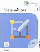 MATEMATICAS 5 PRIMARIA SABER HACER CONTIGO