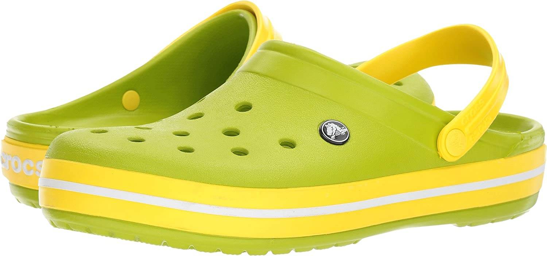 Crocs Men's and バーゲンセール Crocband Women's Clog 高い素材