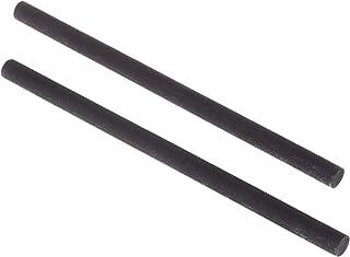 "BCP 2PCS 6"" Length Graphite Crucible Stir Stick for Stirring Liquid Metals Gold Silver Copper"