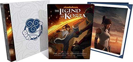 The Legend of Korra: The Art of the Animated Series--Book One: Air Deluxe Edition (Second Edition)