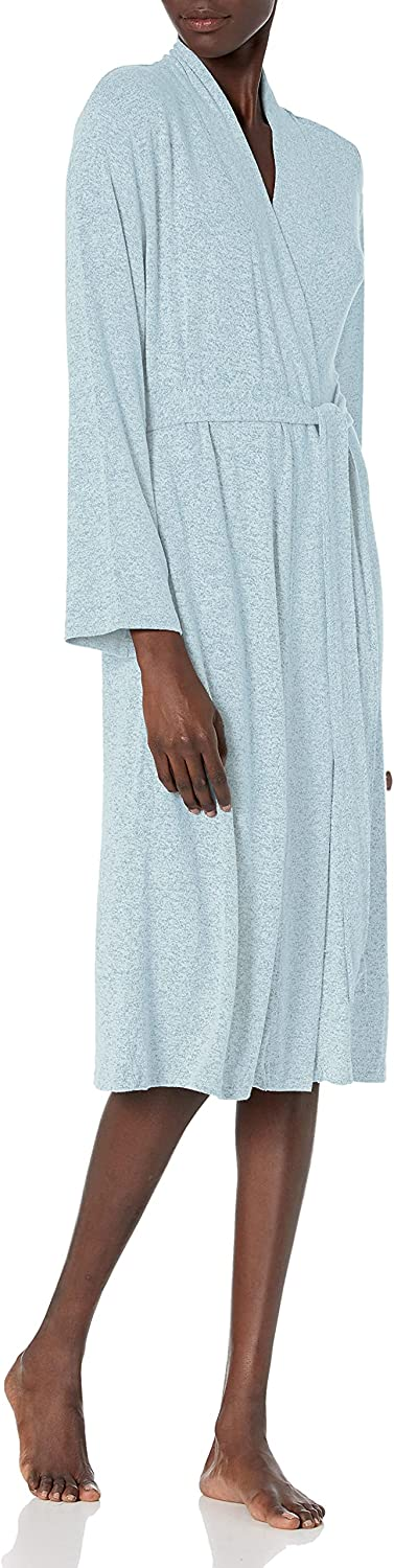 N Natori womens Max 71% OFF Brushed Popular products Sweater Knit Robe