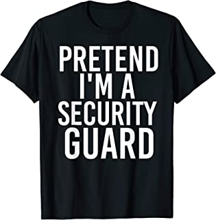 Best diy security guard costume Reviews