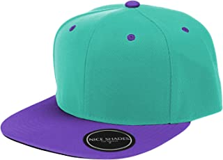 Best purple and turquoise fitted hats Reviews