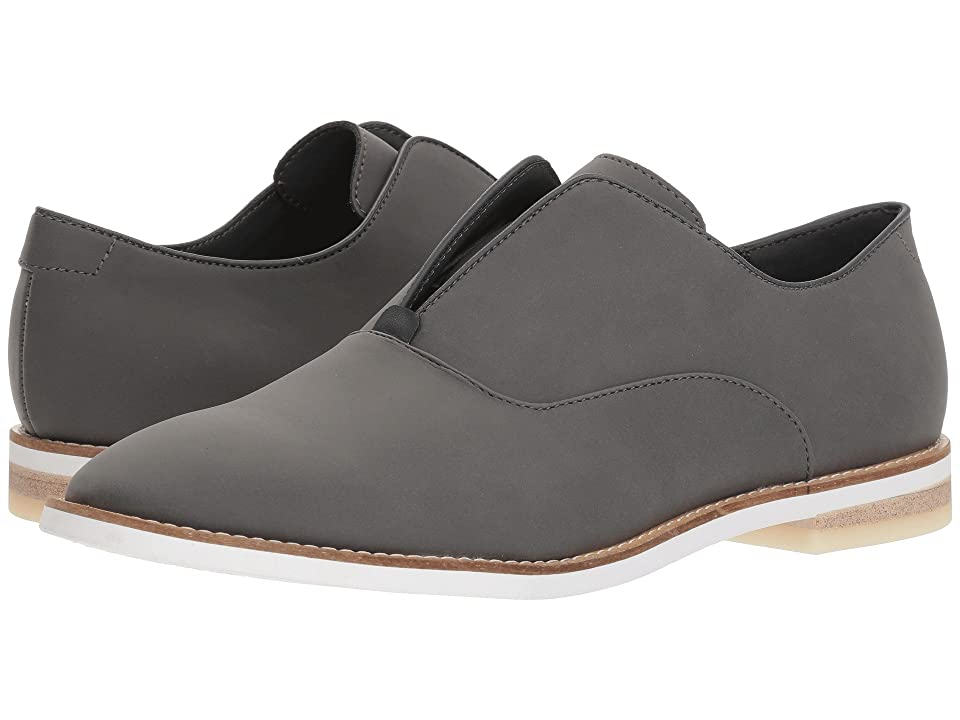 Calvin Klein Auston (Grey Nubuck Smooth) Men
