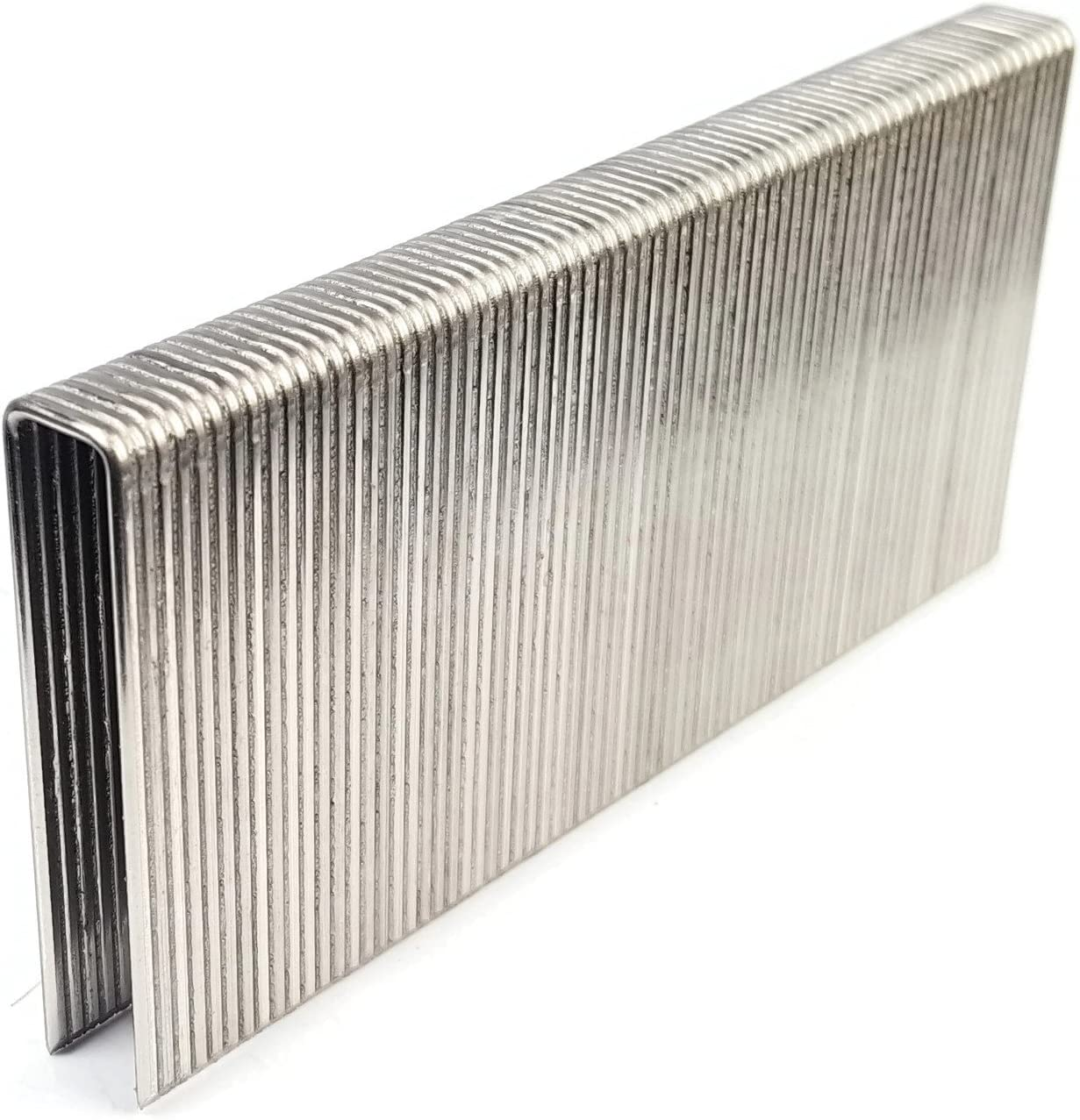 304 Stainless Steel Staples- 16 Gauge Fort Worth Max 62% OFF Mall Medium Crown Stapl N Style