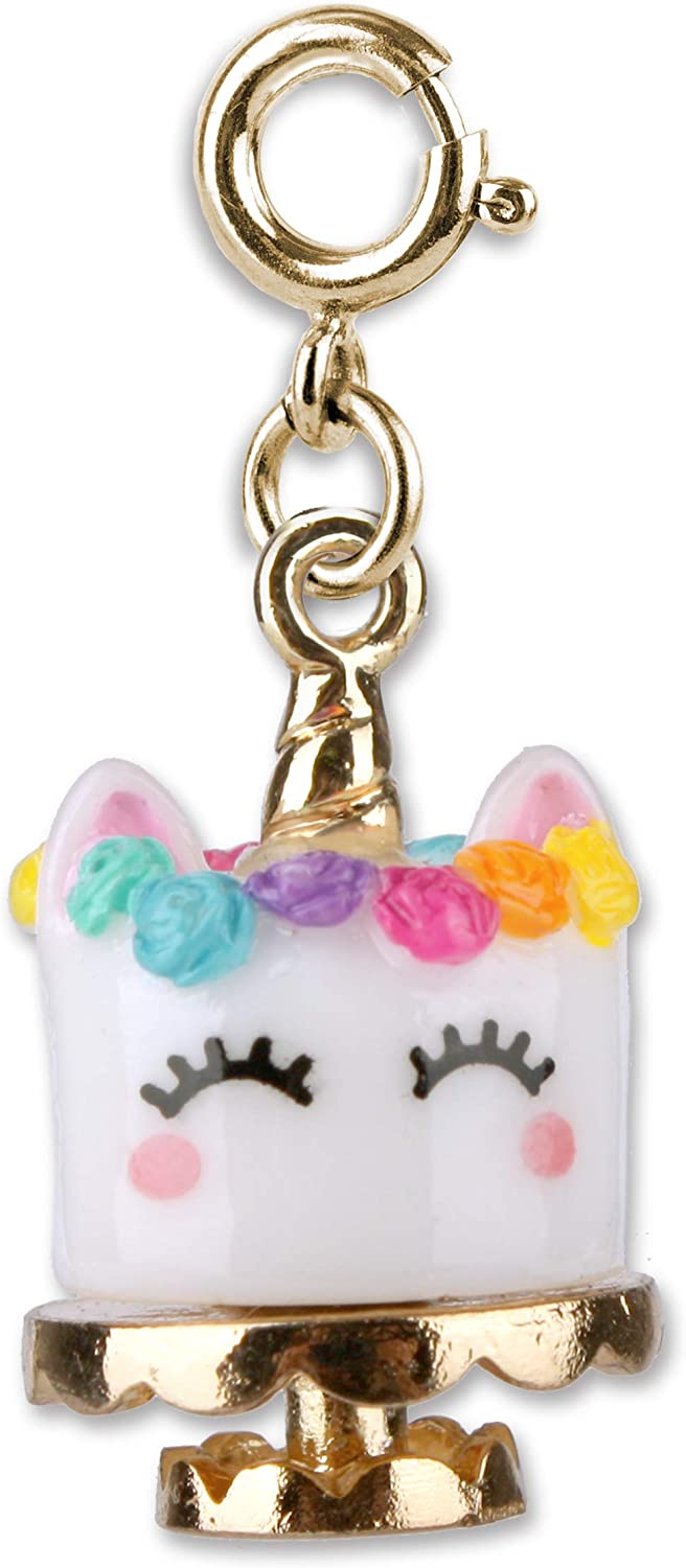 CHARM IT free Charms for Bracelets and New arrival Unicake - Char Gold Necklaces