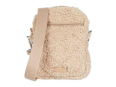 Vera Bradley RFID Convertible Small Crossbody (Ginger Snap) Handbags