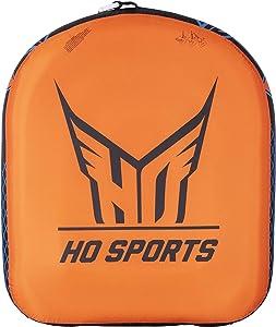 HO Sports 96702000-HO 2G 2 Rider Multi Direction Towable Inflatable Nylon Tube