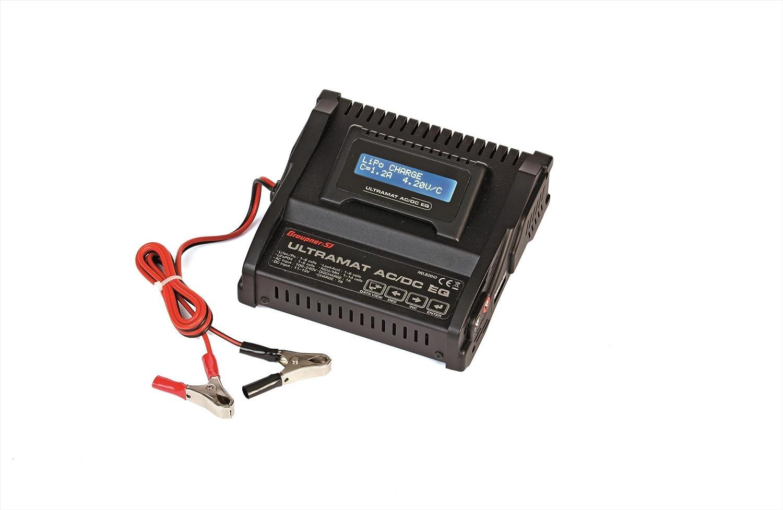 Graupner S2010 - Ultramat AC DC EQ Ladegert