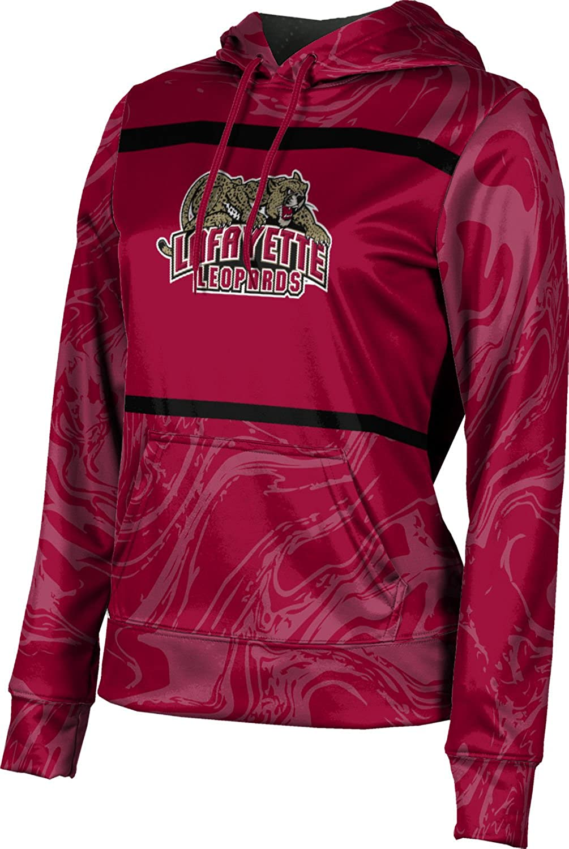 ProSphere Lafayette College Girls' Pullover Hoodie, School Spirit Sweatshirt (Ripple)