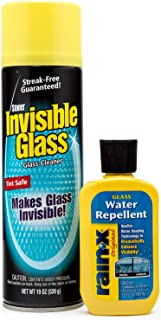 Stoner Invisible Glass And Rain-X Windshield Cleaner Kit