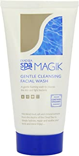 dead sea spa magik facial wash