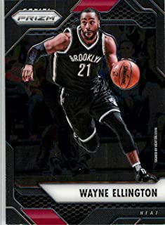 2016-17 Panini Prizm Basketball #90 Wayne Ellington Miami Heat Official NBA Trading Card