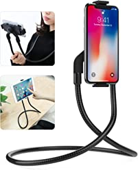 iPad 10.2 2019//Air 3//Mini 5//iPad 9.7 MoKo Supporto da Tavolo Regolabile Perno Universal 3-10 Pollici per iPad PRO 11 Galaxy S20 6.2 // Note 10+ Bianco Blu iPhone 11 PRO Max