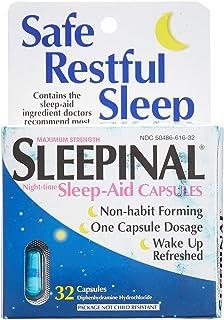 Sleepinal Capsules, 32 Count